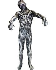 Halloween Costumes MH13099 Men Morris  Morph Skull N Bones Child Med at GotApparel