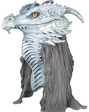Halloween Costumes MR035018 Unisex Ancient Dragon Premiere Mask at GotApparel