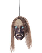 Halloween Costumes MR124317 Men Undead Cathy Hanging Head at GotApparel