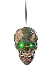 Halloween Costumes MR124318 Men Undead Fred Hanging Head at GotApparel