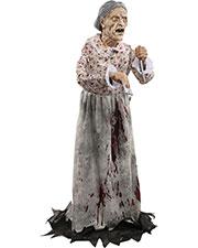 Halloween Costumes MR124394 Unisex Granny Prop at GotApparel