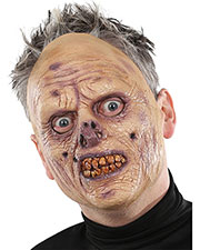 Halloween Costumes MR131309 Unisex Flesh Eating Zombie Mask at GotApparel