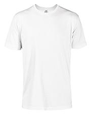 Platinum P601 Men Delta   100% Cotton Short Sleeve Crew Neck Tee at GotApparel