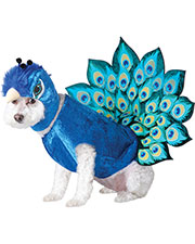 California Costumes PET20117 Unisex Peacock Dog Costume at GotApparel