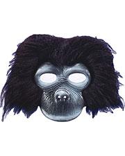 Halloween Costumes RU1287 Unisex Gorilla Plush Mask at GotApparel