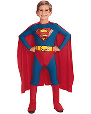 Halloween Costumes RU18727MD Boys Superman Medium 8 To 10 at GotApparel