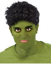 Halloween Costumes RU36245 Unisex Hulk Wig at GotApparel