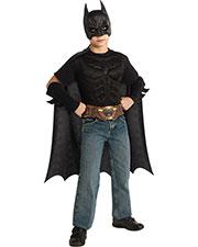 Halloween Costumes RU4867 Infants Batman Costume Kit Child Small at GotApparel