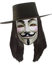 Halloween Costumes RU51385 Unisex V For Vendetta Wig at GotApparel