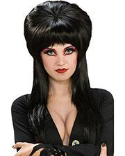 Halloween Costumes RU51733 Unisex Elvira Deluxe Wig at GotApparel