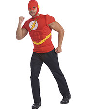 Halloween Costumes RU880531 Men Flash Muscle Shirt Std at GotApparel
