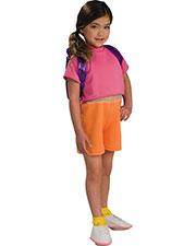 Halloween Costumes RU883132T Infants Dora Child Toddler at GotApparel