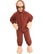 Halloween Costumes RU885500T Morris  Curious George Toddler at GotApparel
