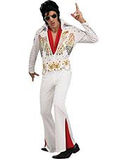 Halloween Costumes RU889050LG Men Elvis Deluxe Large at GotApparel
