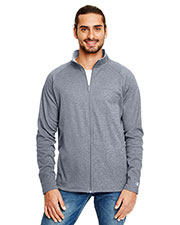Custom Embroidered Champion S270 Men Performance 5.4 Oz. Colorblock Full-Zip Jacket at GotApparel