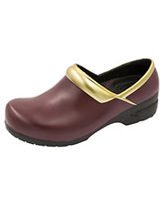 Anywear SRANGEL Women Closed Back Plastic Clog at GotApparel