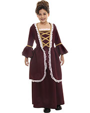 Halloween Costumes UR26230MD Women Colonial Girl Medium at GotApparel