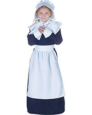 Halloween Costumes UR26947SM Girls Pilgrim Girl Small at GotApparel