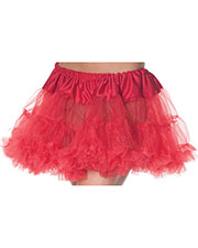 Halloween Costumes UR28284 Girls Petticoat Tutu Skirt Red at GotApparel