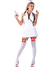 Halloween Costumes UR28972LG Women Intensive Care Large at GotApparel