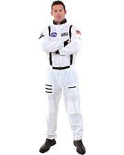 Halloween Costumes UR29362 Men Astronaut Mens White Std at GotApparel